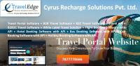 Cyrus Recharge Pvt. Ltd. - Travel Portal Software