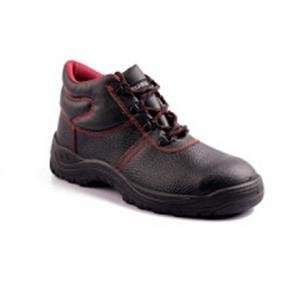 Wild Bull Red Power Plus Safety Shoes With Steel Toecap 200J S1, Size: 5