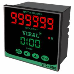 Viral Universal Time Totaliser / Counter / Rpm Meter, VUC-9696