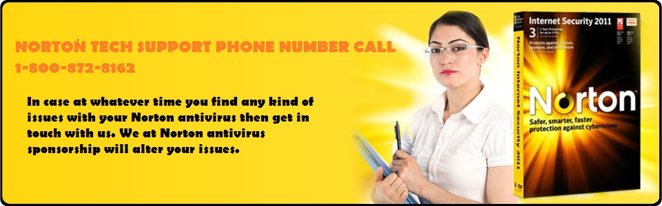 Get Fix Your Norton Antivirus Error by Dialing 1-800-872-8162