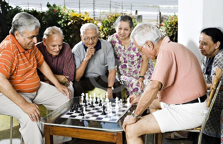 Old Age Homes Are Kept On Increasing In Numbers