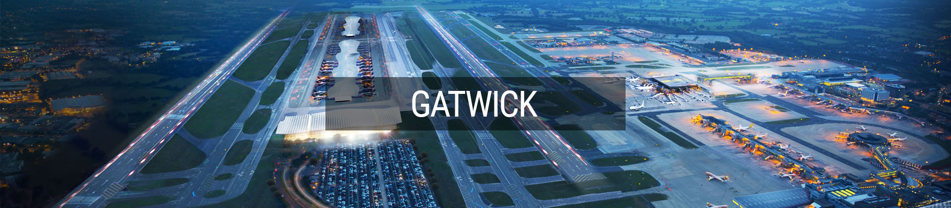 Gatwick Airport Parking | Cheapest Airport Parking in UK