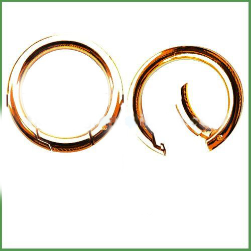 Zinc Spring O Rings For Leather Bags