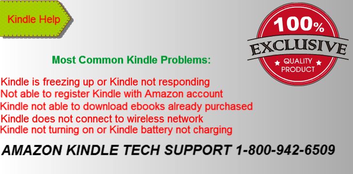 kindle customer service